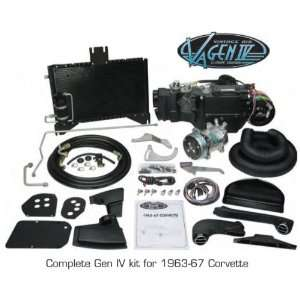 Kit 1963, 1964, 1965 Chevy Corvette with Factory AC Complete Kit
