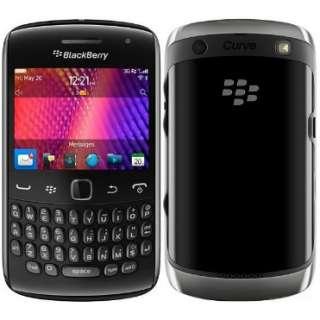NEW OEM BLACK Battery Door Back Cover FOR Blackberry CURVE 9350 9360
