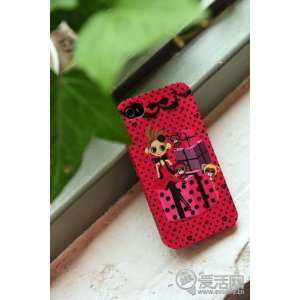 High Quality Asteria Cute Lovely Girl Hard Case for Iphone