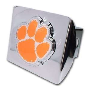 Color Paw Emblem NCAA College Sports Trailer Hitch Cover Fits 2 Inch