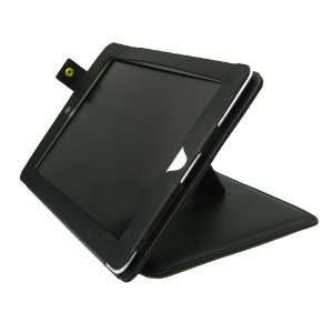 Fosmon Folio Carrying Case Cover with Stand for The New iPad 3 (2012