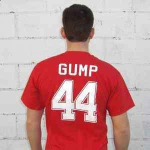 Forrest Gump #44 Alabama Football Jersey T Shirt
