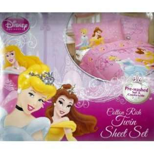 Disney Princess Full Bed Set