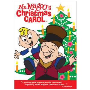 Mr. Magoos Christmas Carol DVD  Shop the Ticketmaster Merchandise