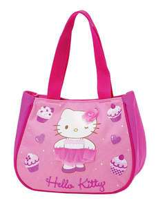 NEW SANRIO HELLO KITTY BALLERINA TOTE BAG HANDBAG PURSE