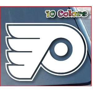 Philadelphia Flyers Car Window Vinyl Decal Sticker 9 Wide