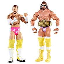WWE Series 11 Battle Pack Action Figure 2 Pack   Macho Man Randy