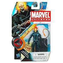 Marvel Universe Action Figure   Ghost Rider   Hasbro