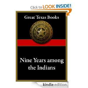 Indians (Great Texas Books) Herman Lehmann  Kindle Store