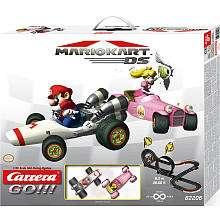 Carrera Mario Kart DS 2 Racing Set   Stadlbauer