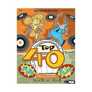 Top 40 Fun Facts Rock and Roll (Classroom Resource