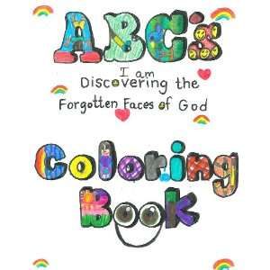 ABCs Adoration Coloring Book I am discovering the