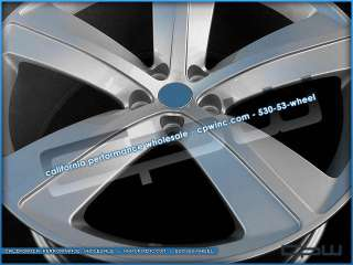 22 WHEELS RIMS AND TIRES SILVER FITS DODGE CHALLENGER CHARGER MAGNUM