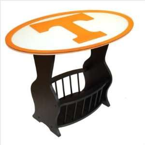 Tennessee UT Vols Volunteers Living Room/Office Coffee End