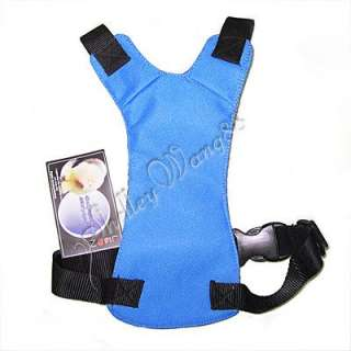 CUTE DOG PET SAFETY SEAT BELT CAR HARNESS L/M/S Balck/Blue/Red/Army