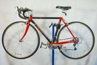Trek carbon fiber 2300 ZX road racing bicycle bike Red Shimano 105