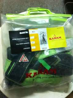 Construction Safety Equipment PN11 Full Body Harness with PN205 2M