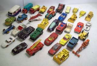 HOT WHEELS Aurora Johnny Light Vintage TOY Cars Trucks PARTS/RESTORE