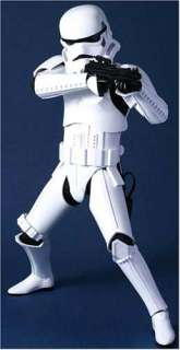 Medicom Toy RAH Star Wars Storm Trooper Figure