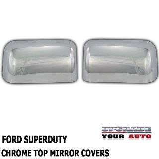 Ford Super Duty Trucks Tail Gate Chrome Letter Insert
