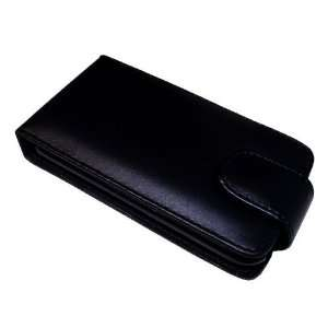 PU Leather Flip Case for iPhone 3G/ 3GS Cell Phones & Accessories