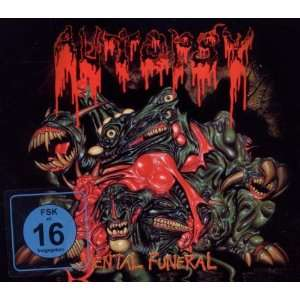 Mental Funeral: Autopsy: Music
