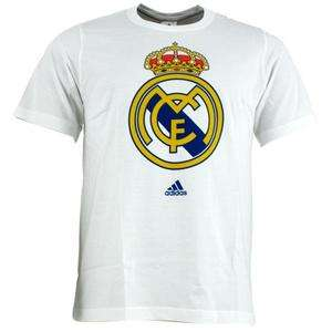 Real Madrid official team t shirt 2012 Adidas Liga camiseta football