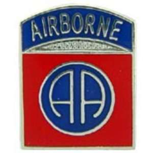 U.S. Army 82nd Airborne Division Pin 5/8 Arts, Crafts