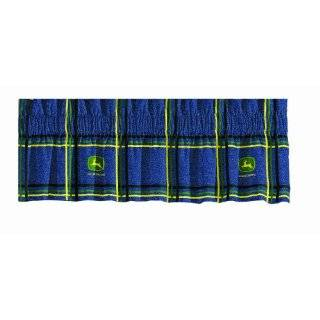 John Deere Bedding Denim Collection, Drape, 40 by 63 Inch, Set of 2