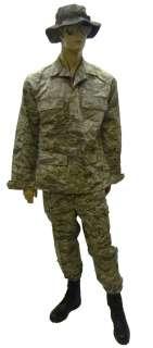 US Mens Army Military GI ABU Air Force Full Uniform Jacket and Pants