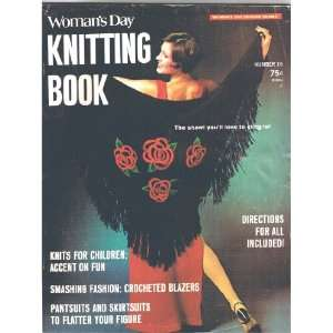 Womans Day Knitting Book, No. 16 Ellene, Editor. Saunders Books