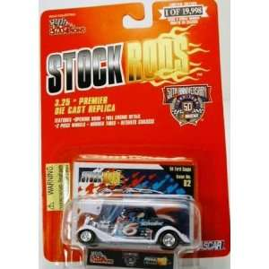 Racing Champions Stock Rods 34 Ford Coupe Issue #82 Toys & Games