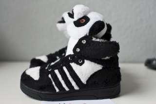 Adidas JS Panda Bear 1 Jeremy Scott Toddler infant baby Originals