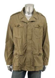 Polo Ralph Lauren Rugby Oxendon Military Field Jacket L New