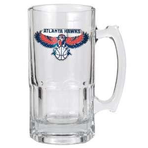Atlanta Hawks NBA 1 Liter Macho Mug   Primary Logo