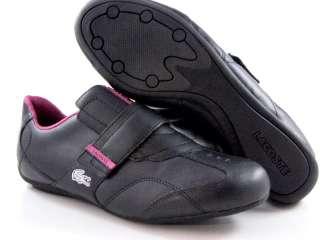 New Lacoste Swerve Black/Pink LE Women Casual Shoes
