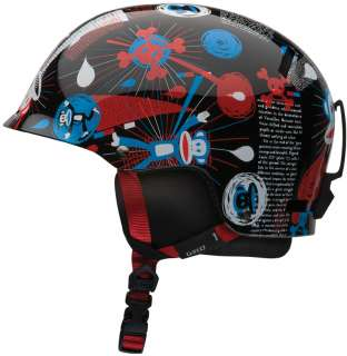 Tag Paul Frank Gamma Ray Kids Snowboard Ski Helmet Child Youth