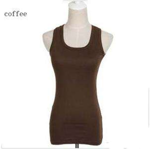 Women Mini Sleeveless T Shirt Girls Tank Tops Ladies Cami Waistcoat