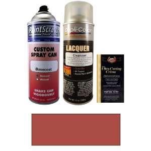 12.5 Oz. Medium Palomino Metallic Spray Can Paint Kit for