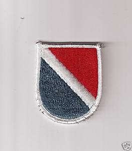 MILITARY PATCH U.S ARMY 11th SPECIAL FORCES GROUP FLASH