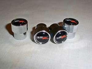 2003 2004 2005 2006 CHEVY SSR CHROME VALVE STEM CAPS