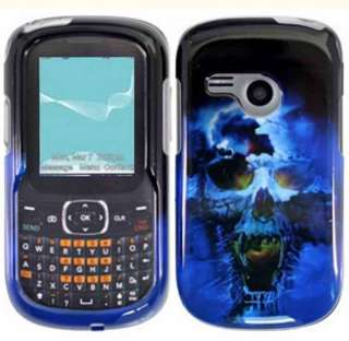 hSkull LG SABER LG200 LG200C Faceplate Snap on Phone Cover Hard Case