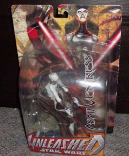 Star Wars Unleashed Asajj Ventress