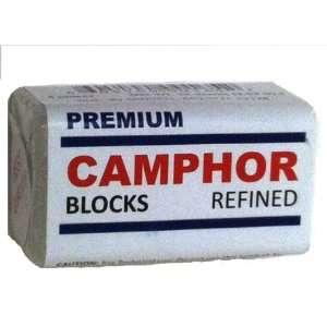 Camphor Block 4 Tablets Premium High Quality Refine Alcamphor Sanvall