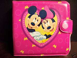 DISNEY LICENSED MICKEY & MINNIE MOUSE WALLETS W FRIENDS