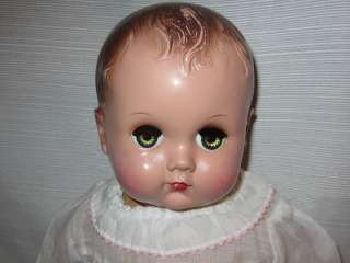 Vintage 1950 American Character 18 Baby Sue Doll ~ VHTF