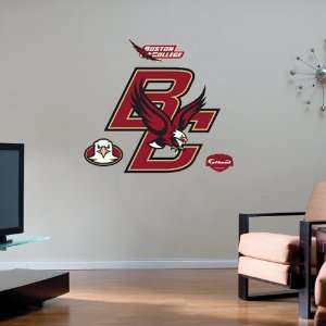 Boston College Eagles Team Logo Fathead Wall Sticker