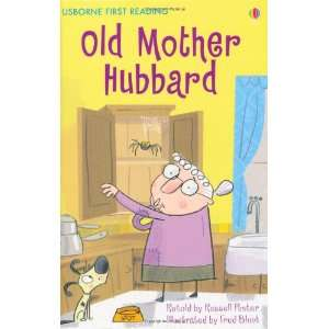 Old Mother Hubbard (First Reading Level 2) (9781409522218