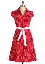 Red Long & Short Dresses   Vintage Inspired, Retro, Cute, & Indie