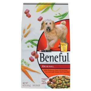 Beneful Original Dog Food 3.5 lb Pet Supplies